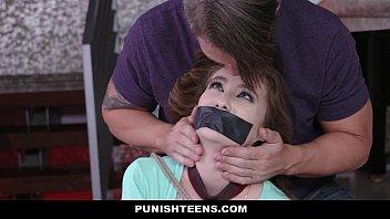 PunishTeens - Realtor Slut (Samantha Hayes) Gets Dominated By Client