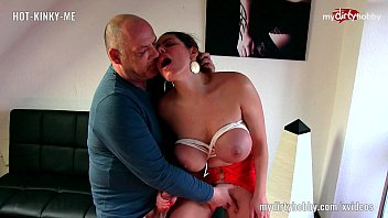 My Dirty Hobby - Hot-Kinky-Me gefesselt geblasen