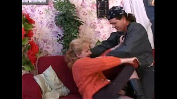 Mature woman a. and filmed by two bad guys