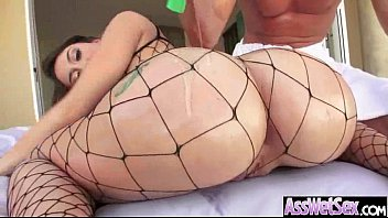 Hard Deep Anal Sex On Cam With Big Butt Oiled Slut Girl (mandy muse) clip-22 7 min