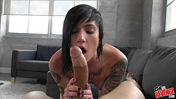 GF r. - Dirty punk girls loves cock