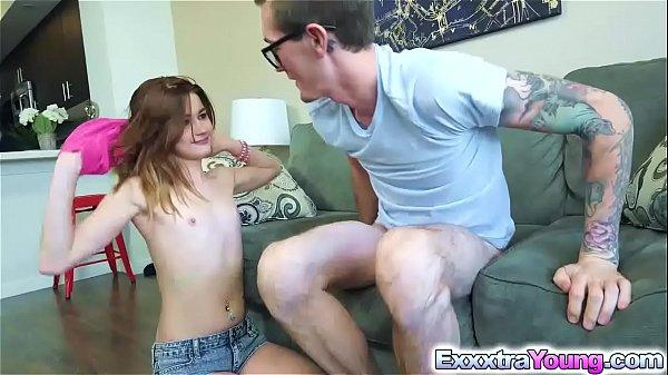Alaina Dawson takes a huge neighbors cock