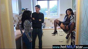 Mature Lady (jasmine webb) Like Big Cock And Love Hard Sex clip-20