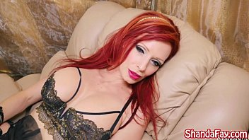 Shanda Fay Has Her Way Makes You Eat Her Pussy & Your CUM!