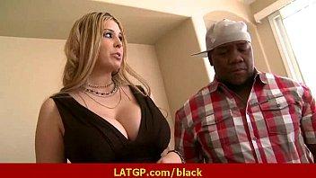 Milf babe like it big black cock super interracial porn 10