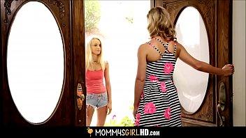 Mom Seduces Daughter's Hot Best Friend