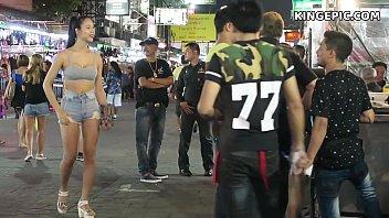 Do Thai Girls Approach Foreigners?!