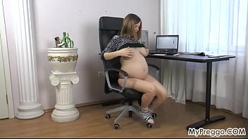 Stripping Naked and Fingering Her Wet Pussy!