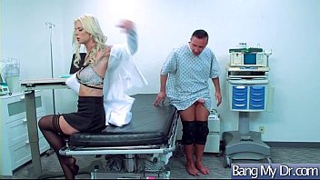 Sex Adventures On Tape With Doctor And Horny Patient (Brooke Brand) video-08