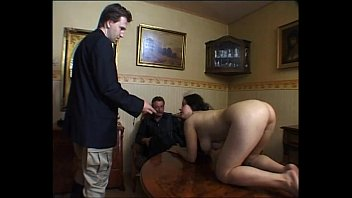 The house of pain: submissive girl humiliated and spanked!