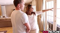 Miss Raquel enjoys banging with Penelope and bf
