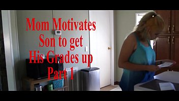 Mom Motivates Son Part 1