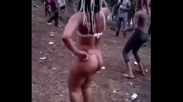 African bitch dance