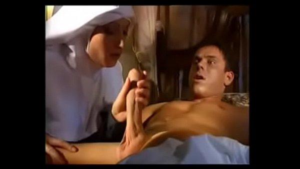 Deflowering italiana Nun! F