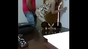 Escandalo Jefe cogiendo a madura paraguaya en la oficina