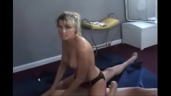 Wife talking dirty while her husband films numberoneporn.com