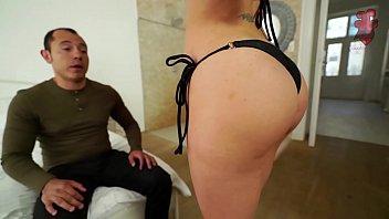 Santy, mexican fucks hot Jasmine Jae in the ass