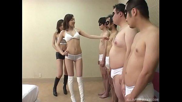 Tall Asian Riko Tachibana Suck And Lick Littleman