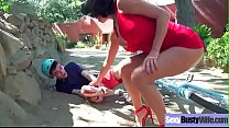 (Veronica Avluv) Hot Big Round Boobs Wife Love Intercorse clip-29
