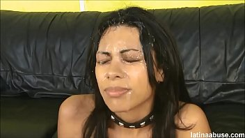 Extreme deep throat and ass fuck for Cassandra Cruz 10 min