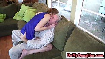 Perverted grandpa is pounding his girlnson2-full-hi-2