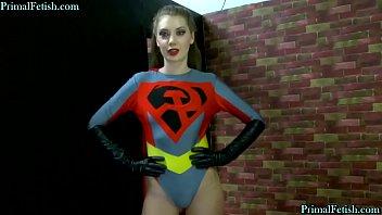 Soviet SuperGirl Captured, Humiliated And Fucked!