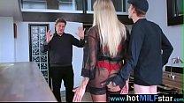 Hardcore Sex On Huge Dick Stud With Sluty Milf (kayla green) vid-23
