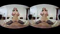 Older lady Ameli Timber is the best in VR porn!