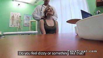 Petite patient bangs big cock doctor (Stор Jerking Off! Join Now: HotDating24.com)
