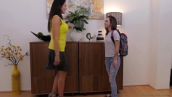 Lily Jordan and the older Reagan Foxx - Girlfriendsfilms