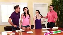 Jenna Ross And Jennifer White in The Study Swap