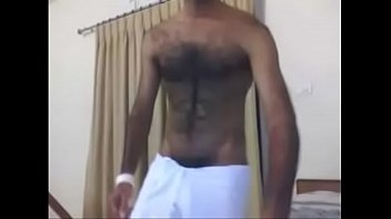 Slim Hairy Indian Guy