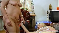 OmaHoteL Homemade Amateur Old Granny Compilation 8 min