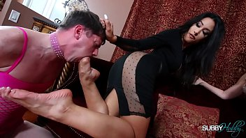 Humiliated For the Job 1: Foot Worship/Humiliated For the Job 2:Stocking Worship