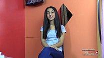 Interview Movie - Model Aileen beim Pornocasting - SPM Aileen19 IV01