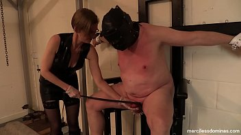 CBT As It Should Be - Punishment for Naughty Boy