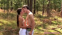young teens 18 years habe sex in the forrest