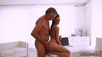 Old fat mature anal Finally she's got her boss dick