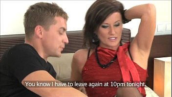 MOM working MILF wife gets fucked