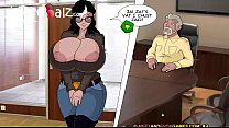 Busty Milf Interview For Job