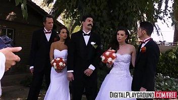 DigitalPlayground - Wedding Belles Scene 2 (Casey Calvert, Brandon Ashton)