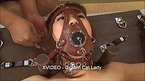 Asian Teen BDSM Cum in Every Hole