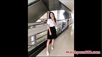 คลิปหลุดห้องเชือดไทยเย็ดนักเรียนคาชุด