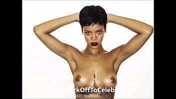 Rihanna Jerk Off Challenge