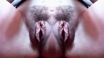 Have you ever seen a double vagina all wet and ready to take your cock?