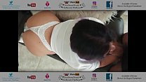 Big Booty Latina Girl Scout Sucks My Cock After Ringing My Door Bell POV