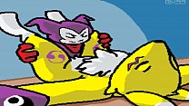Renamon get screwed in the puss Cumpilation (Viewer Request)