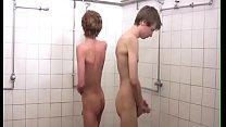 Gay shower