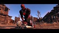 Fallout 4 Deadpool 3d gay games