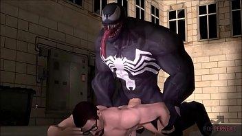 Fear Venom 3d gay games